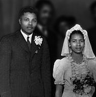 THE FIRST SON AND MARRIAGE OF NELSON MANDELA