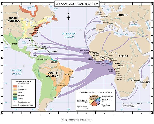 Monopolio al genovés Laurent de Gouvenot para introducir esclavizados a Santo Domingo, Jamaica, Cuba y Puerto Rico.
