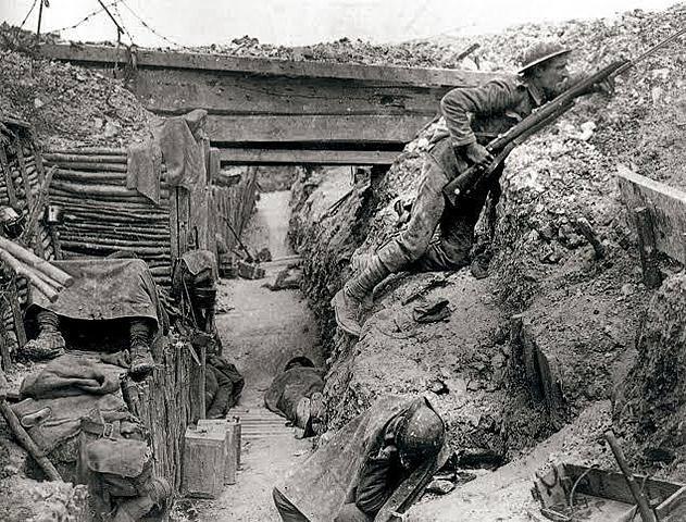 A Primeira Guerra