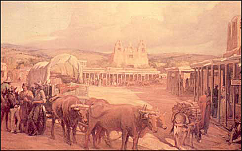 Santa Fe Expedition