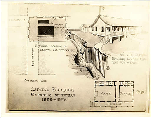 Relocation of Texas Capital
