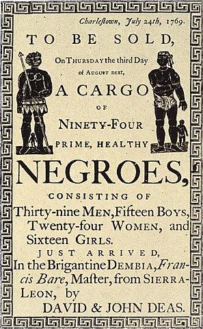 Aumento en la demanda de esclavos africanos a México