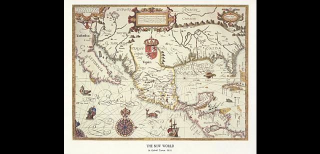 Los primeros africanos en México