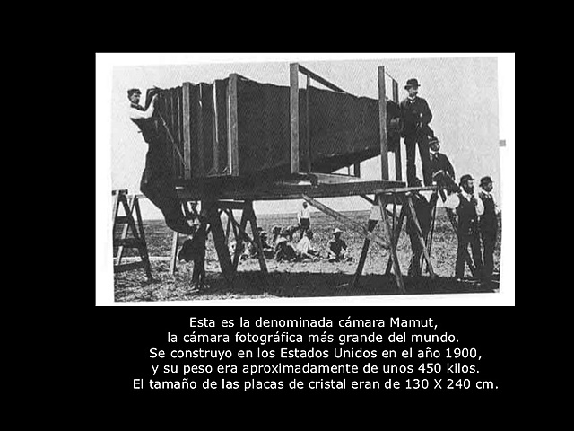 Primera cámara del mundo
