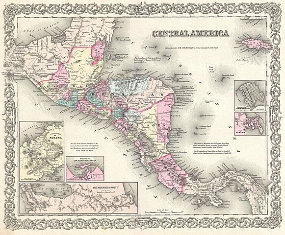Esclavos en Centro América 1502-1600