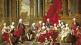 España en la órbita francesa: el reformismo de los primeros Borbones (1700-1788). timeline