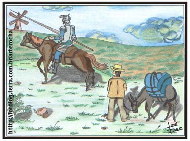 Tercera salida del Quijote