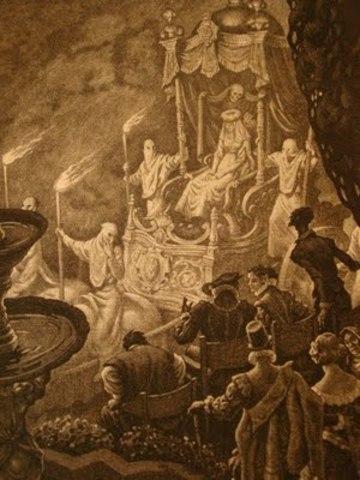Don Quijote y el mito de Dulcinea encantada