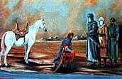 Conquesta musulmana a Barcelona