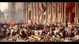 historia contemporania d'Espanya timeline