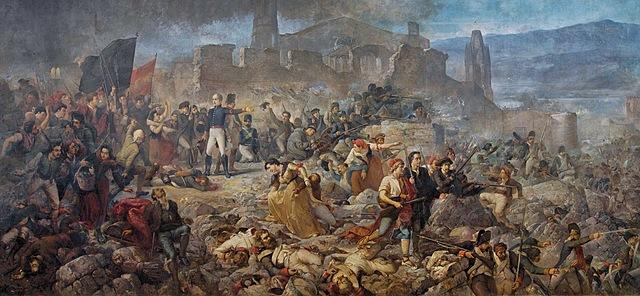 Els setges (El gran dia de Girona)
