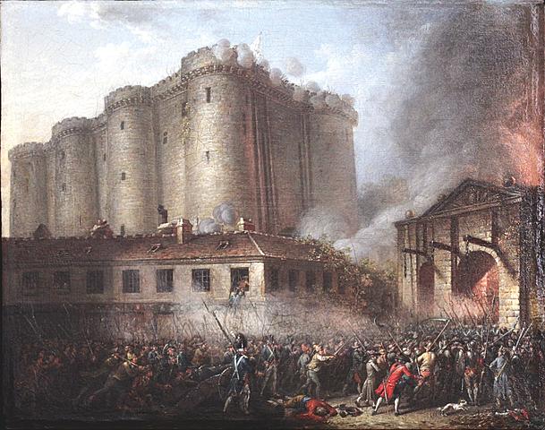 14 Luglio 1789 Presa della Bastiglia
