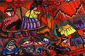 Indigenismo (1940--1960)