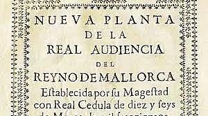 Decretos de Nueva Planta.