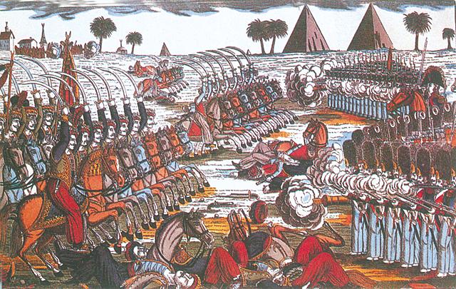 1798Campagna d'Egitto