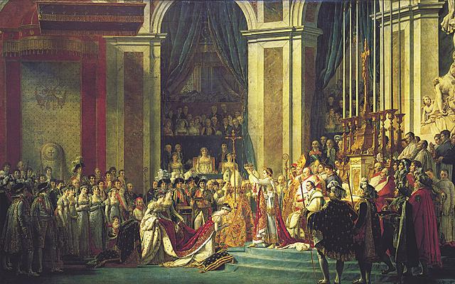 2 dicembre 1804Napoleone imperatore