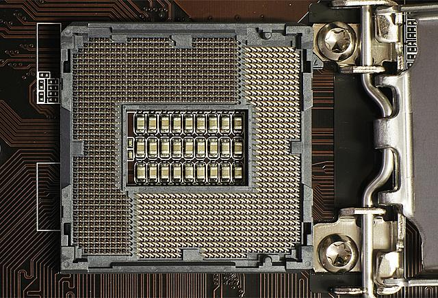 Relação do Socket com o Processador