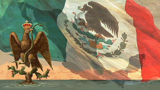 Construcción del Estado-Nación mexicano