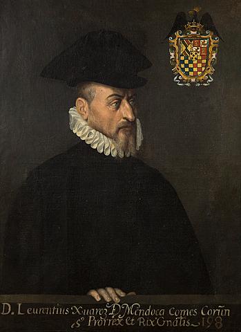 El nuevo virrey de la coruña, que gobernó hasta 1583 escribía al Consejo de Indias pidiendo mano de obra  para los mineros de Zacatecas.