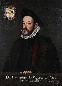 Virrey Luis de Velasco (1550-1564)