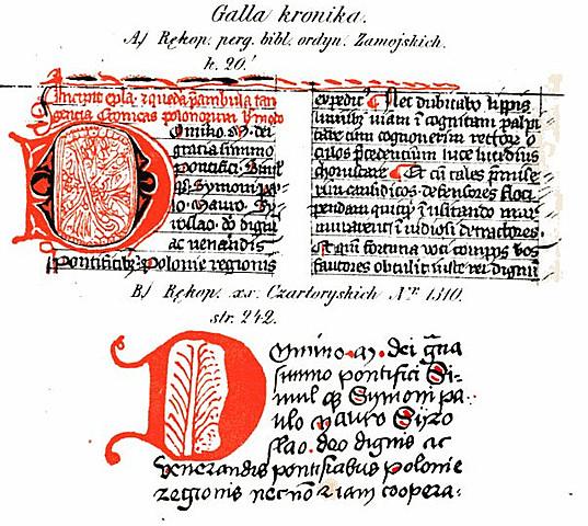 Kronika Galla Anonima