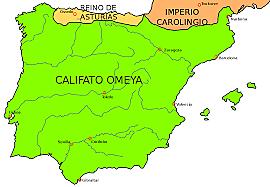 Conquesta musulmana de la Península Ibèrica