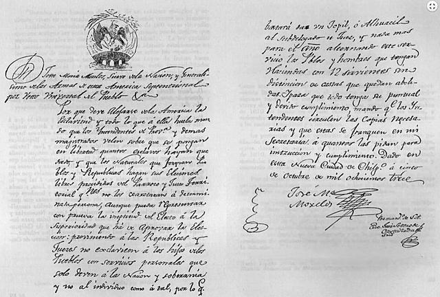 Abolición formal de la esclavitud en México