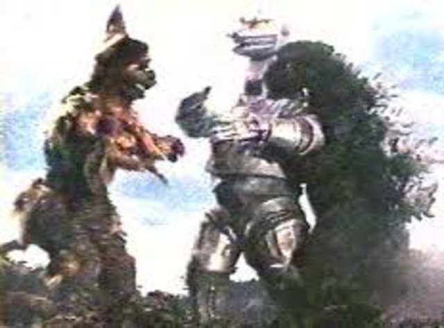 Godzilla vs. Mecha-Godzilla