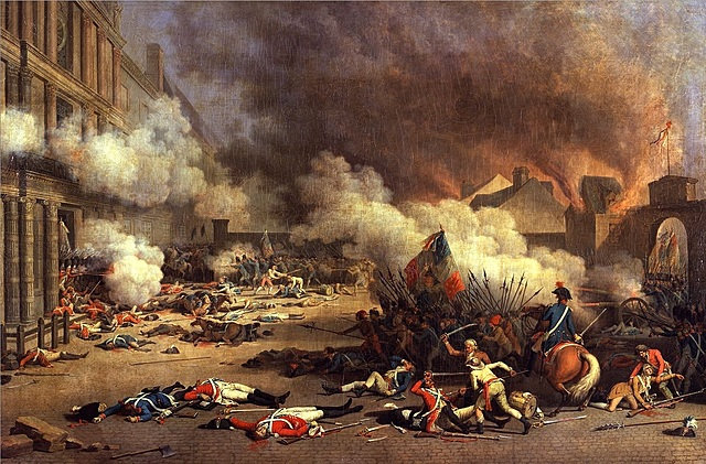 Storm of Tuileries Palace