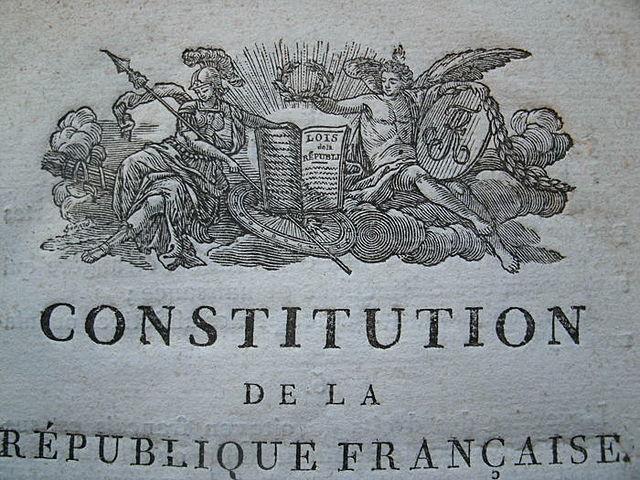 Constitution of 1800