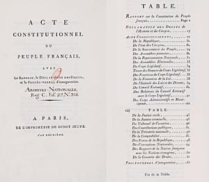 Constitució 1793
