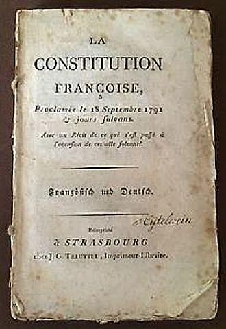Constitucion 1791