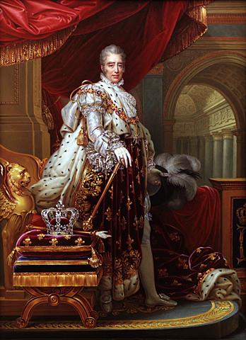 Governo de Carlos X