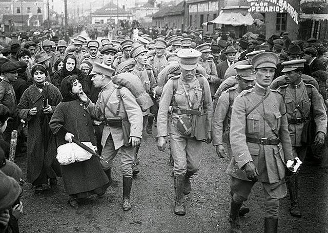 A entrada de Portugal na guerra e a criação da CEP