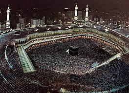 Mecca becomes the center of the Islamic world.