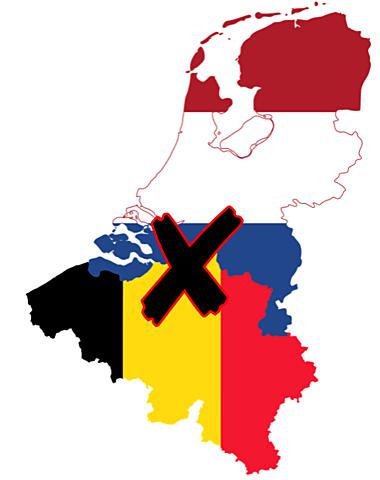 Bélgica x Holanda