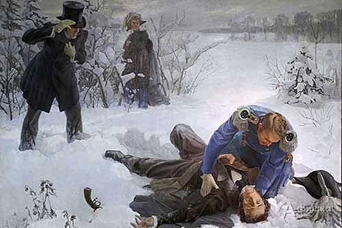 27 дуэль с Дантесом. 29 января 1837 смерть.