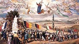 A Europa do século XIX timeline