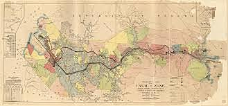 United States acquired the Panama Canal Zone Treaty