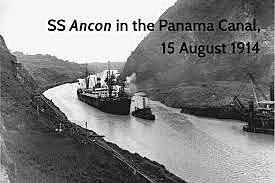 Panama Canal opens to Traffic