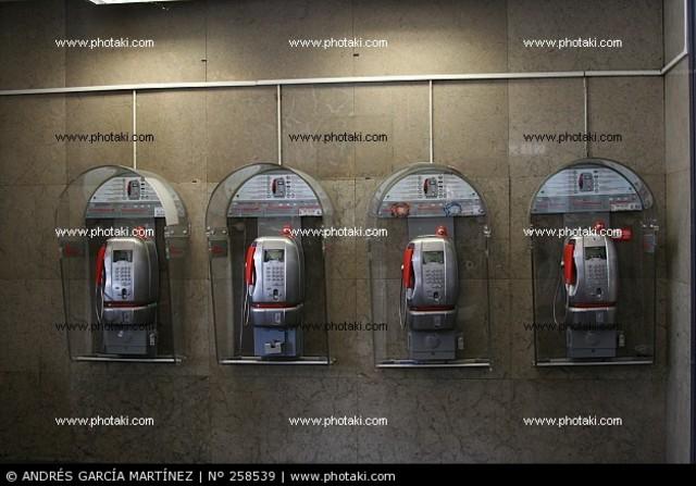 TELEFONOS PUBLICOS