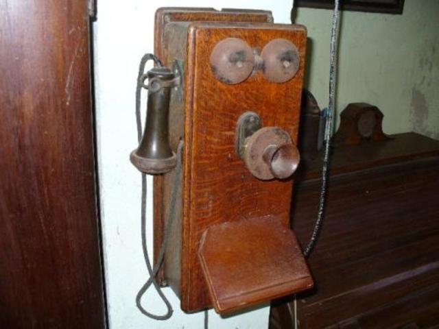 Inicio del telefono