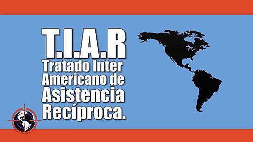 México desconoce el TIAR