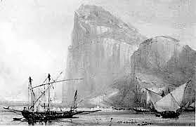Desemabarcament de Gibraltar