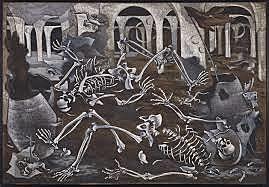 Serie cloacas y campanarios: Antro de fósiles