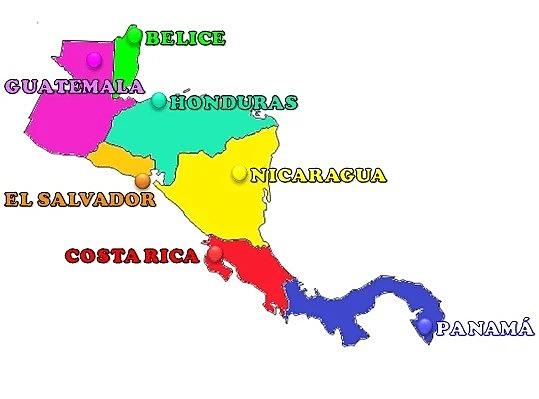 Las tendencias artísticas de América Central