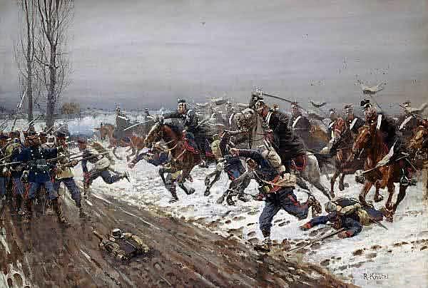 A Guerra Franco-Prussiana