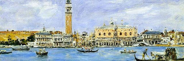 A Anexação de Veneza