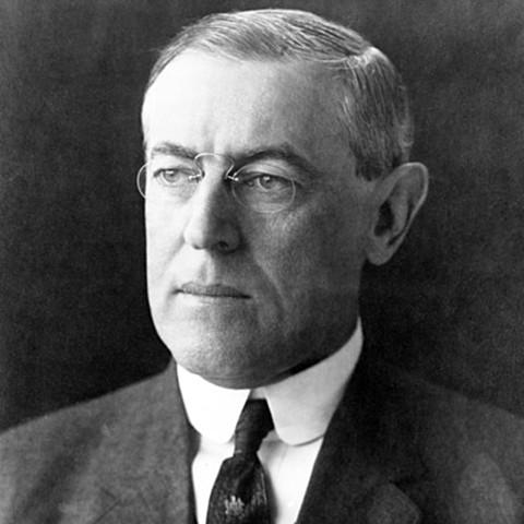 Os 14 pontos de Woodrow Wilson