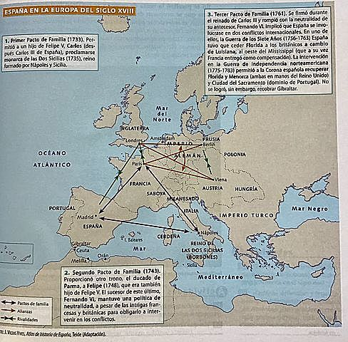 Segundo Pacto de Familia (Guerra de Sucesión de Austria)